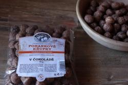 Pohankové křupky Čokoládové 60g