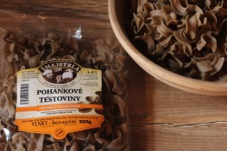 Pohankové těstoviny - vlnky 250 g