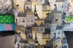 Buchweizen-Kissen mit Bezug 30x30cm