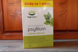 Psyllium 300g topnatur