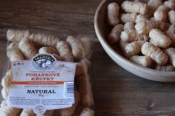 Pohankové křupky - natural 50g