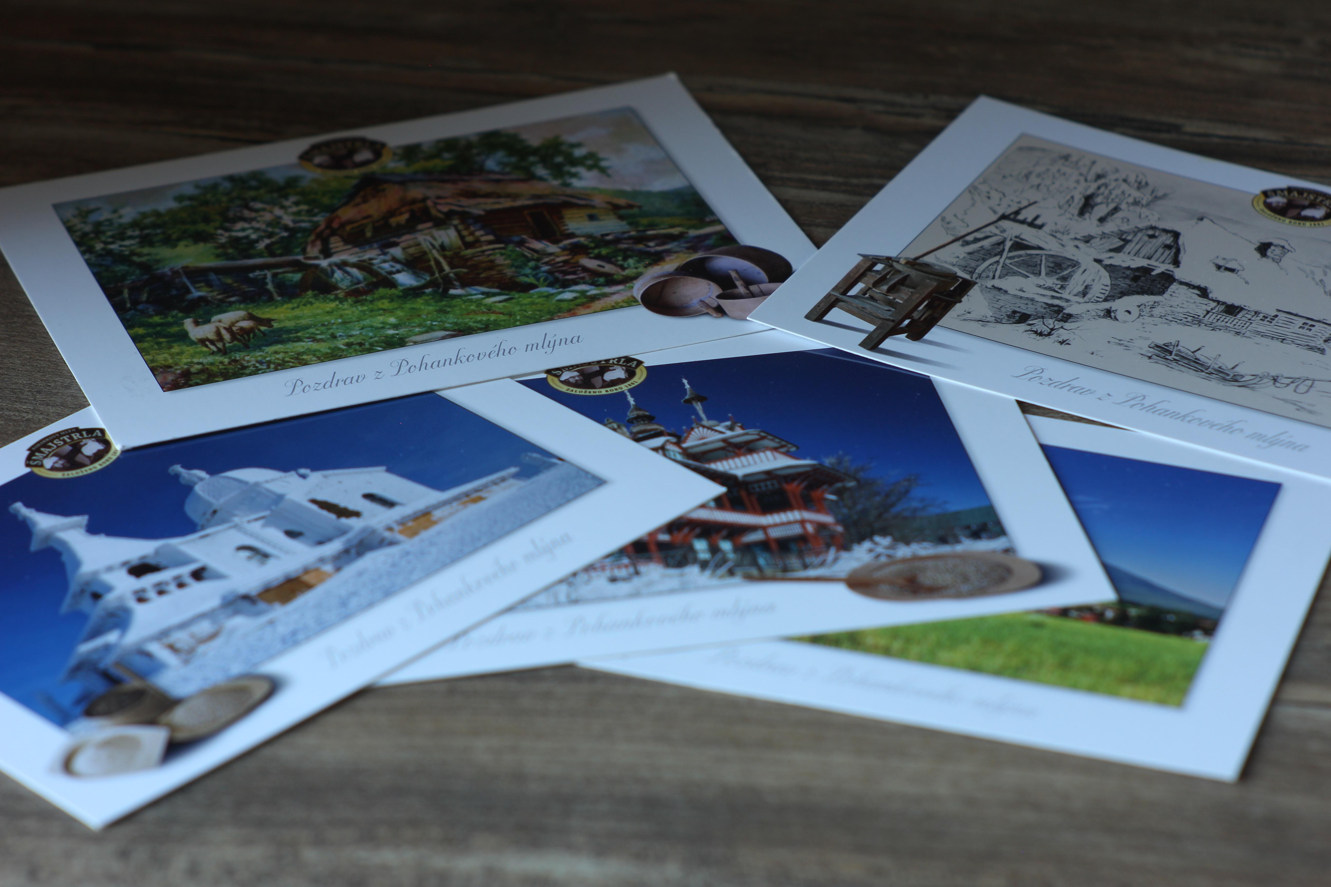 Postkarte: 1 Stück
